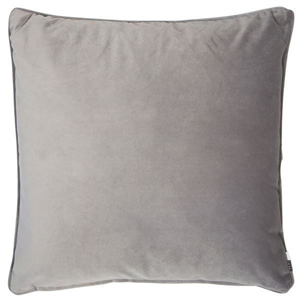 Malini Luxe Grey Cushion