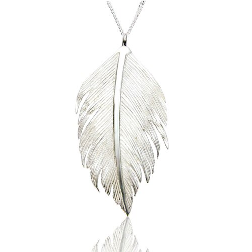 Spoke 925, Hetty Feather Pendant and Chain
