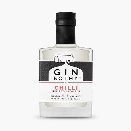 Gin Bothy Chilli Infused Liqueur