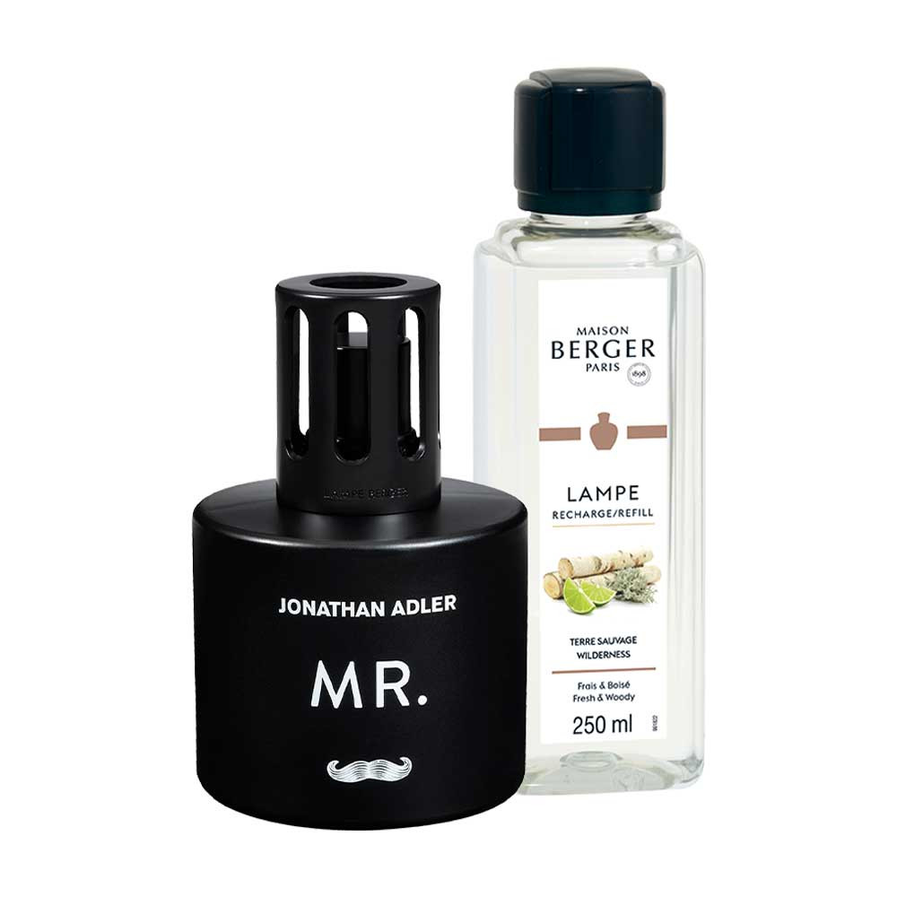 Maison Berger Mr Collection Lamp Gift Pack