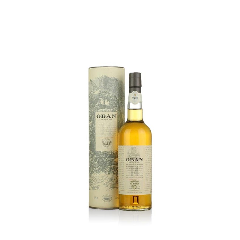 Oban 14 Year Old, 20cl