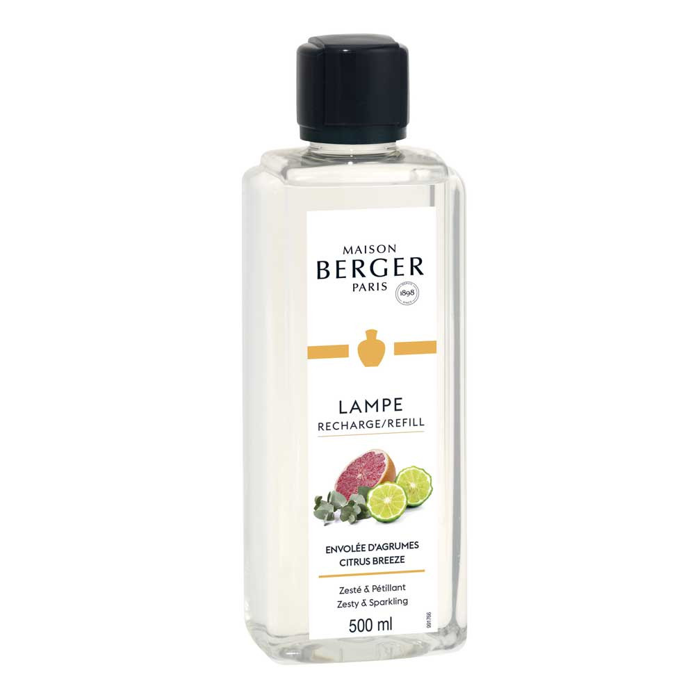Maison Berger Citrus Breeze Lamp Refill