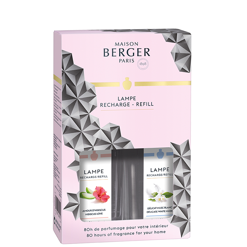 Maison Berger Black Crystal Duo Refill Pack (2 x 250mls)