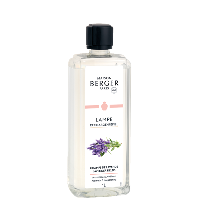 Maison Berger Lavender Fields Lamp Refill