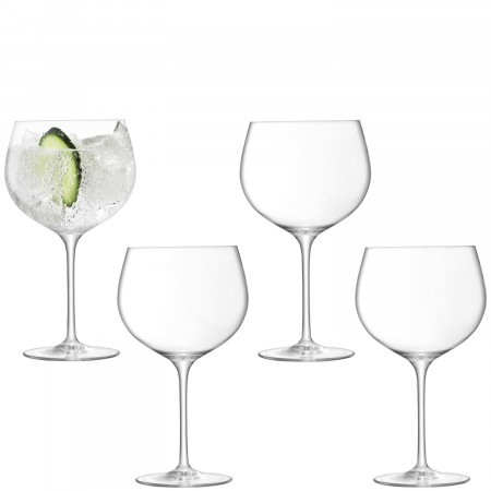LSA Balloon Gin Glasses, set of 4