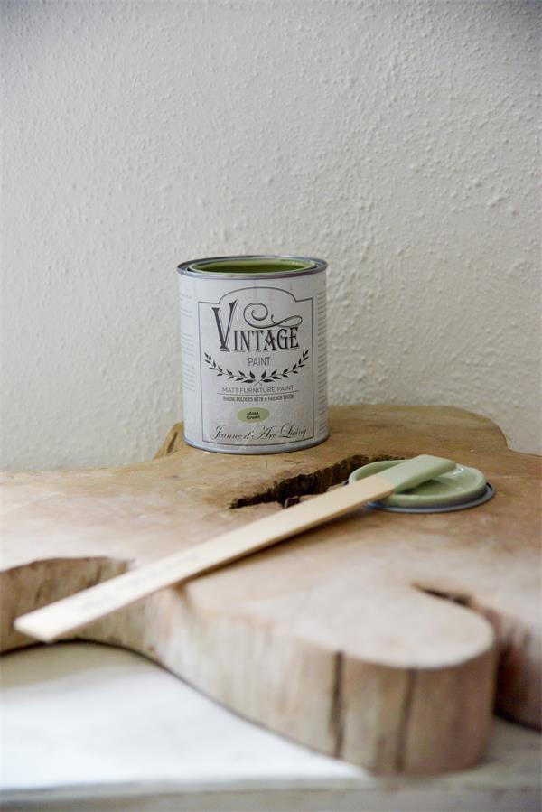 Vintage Paint Moss Green 700ml