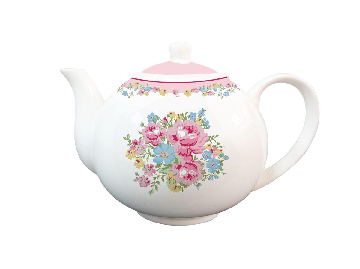 Teekannu Marie Pink 1 l
