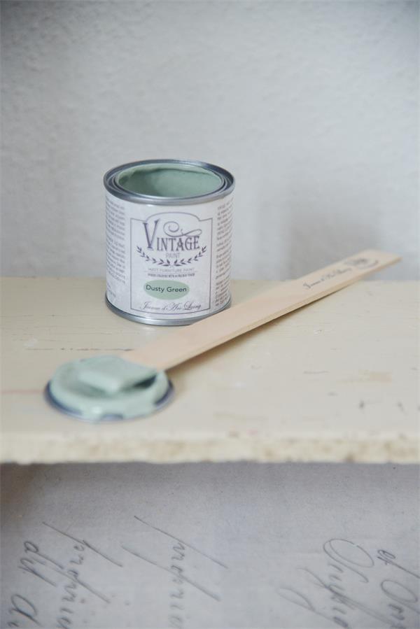 Vintage Paint Dusty green