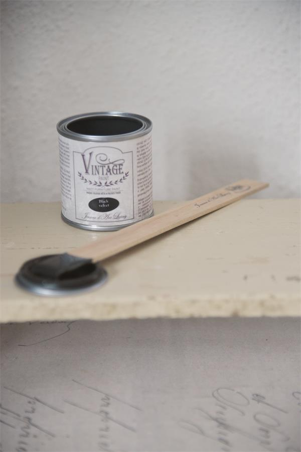 Vintage Paint Black velvet 100ml