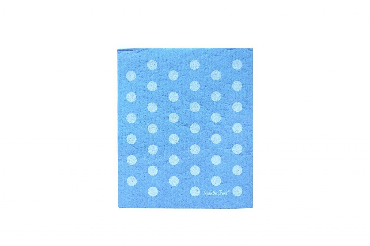 Tiskiliina Polka dots sininen