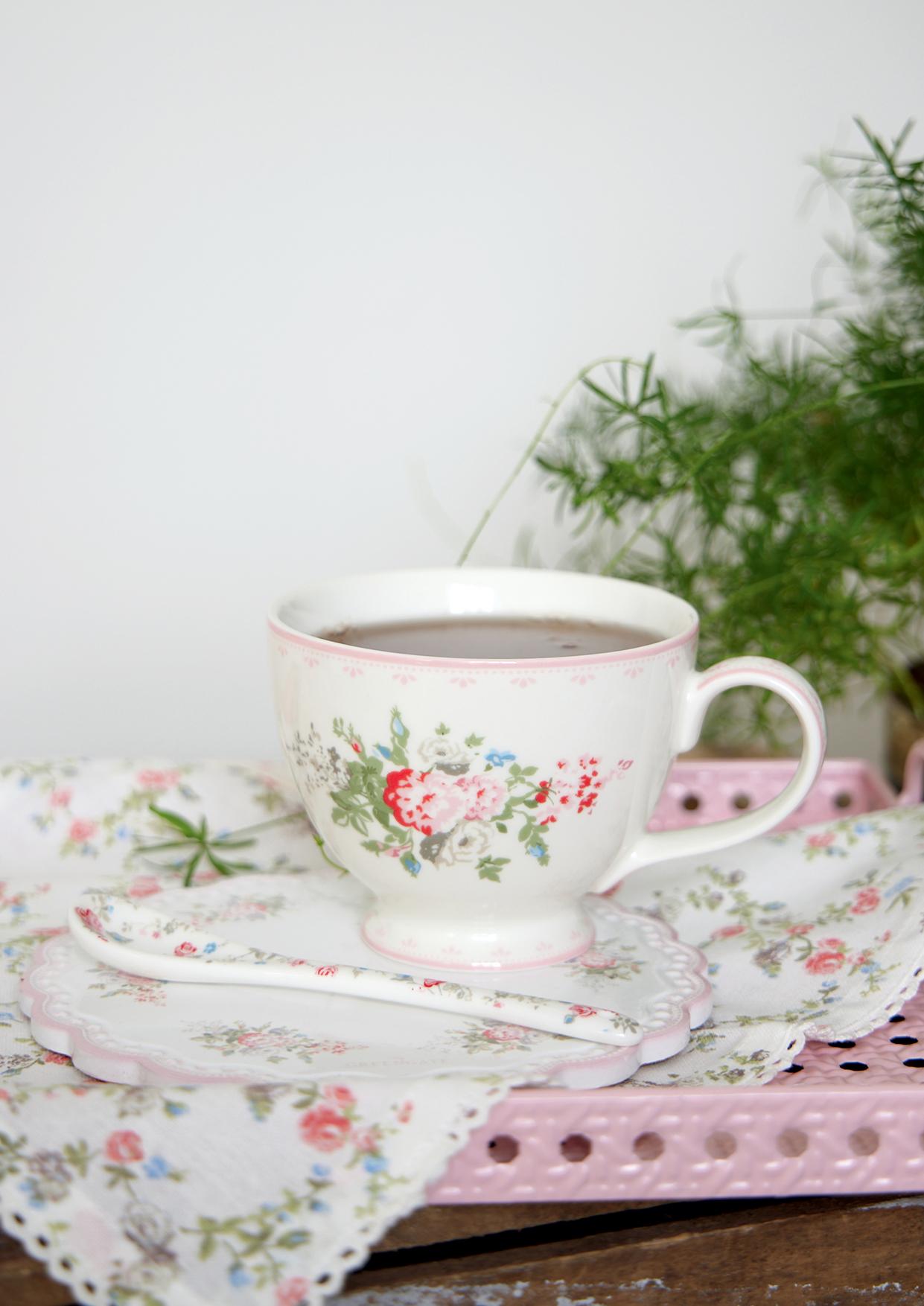 GG Petricia pale pink teekuppi