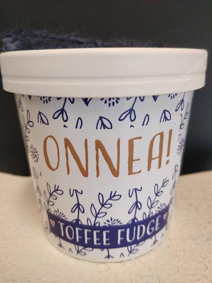 Toffee Fudge Onnea 150g
