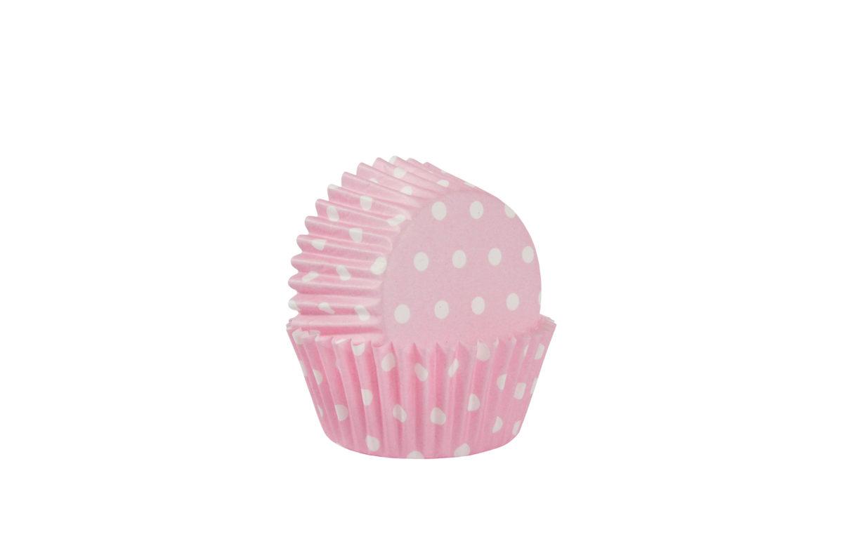 Muffinssivuoka Polka dots