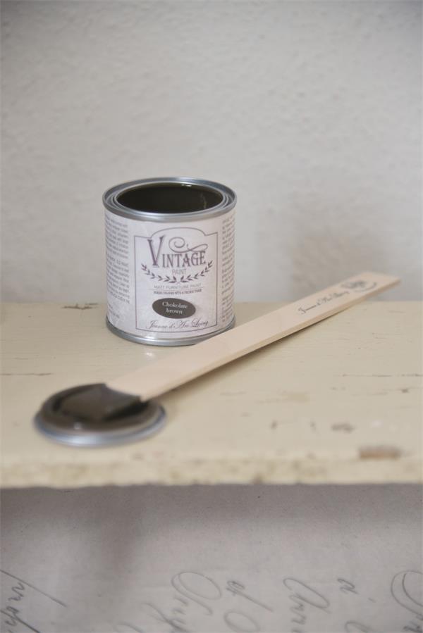 Vintage Paint Chocolate brown 100ml