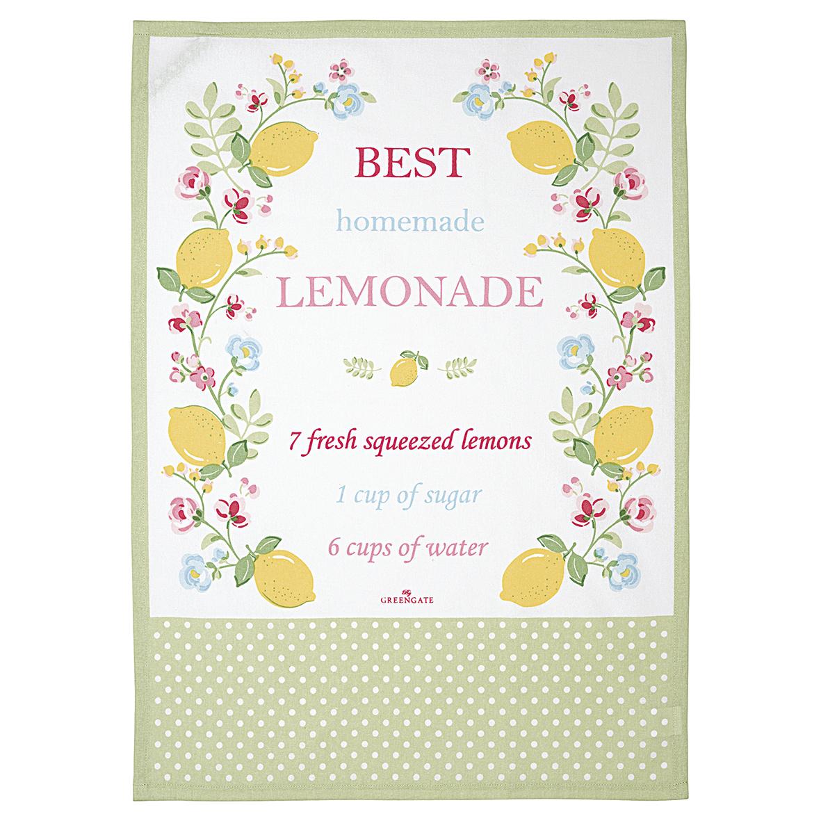 Limone keittiöpyyhe