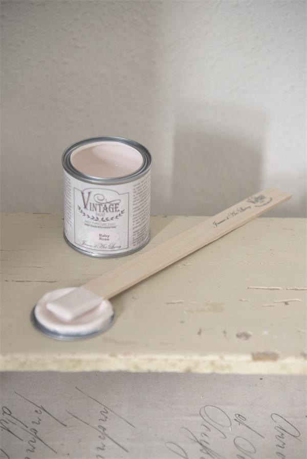 Vintage Paint Baby Rose 750ml