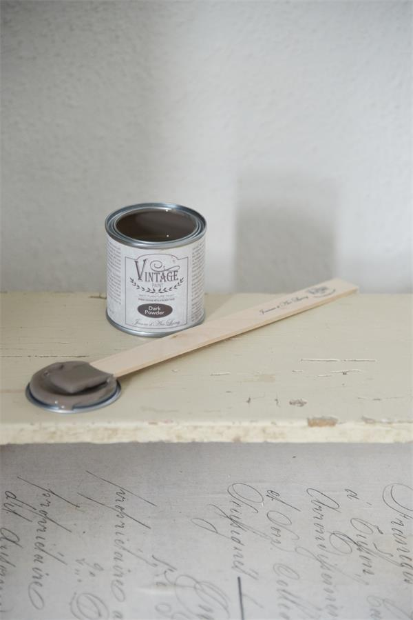 Vintage Paint  Dark Powder 100ml