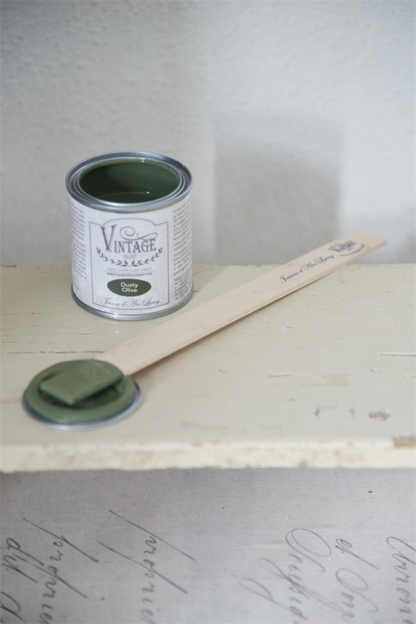 Vintage Paint Dusty olive 100ml