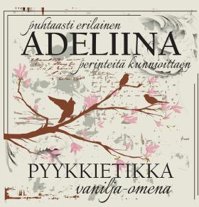 Adeliina pyykkietikka Vanilia-Omena