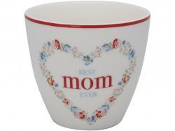 GG Best mom ever Latte