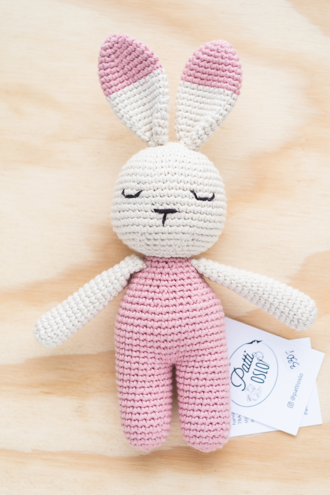 Patti Oslo - Rabbit