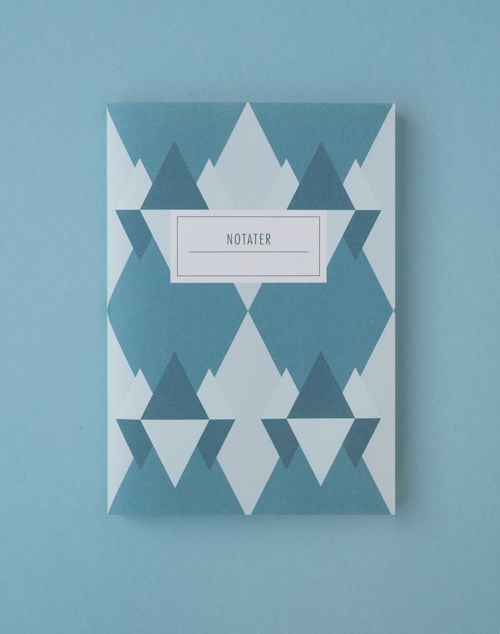 Notatbøker - All Pine Press
