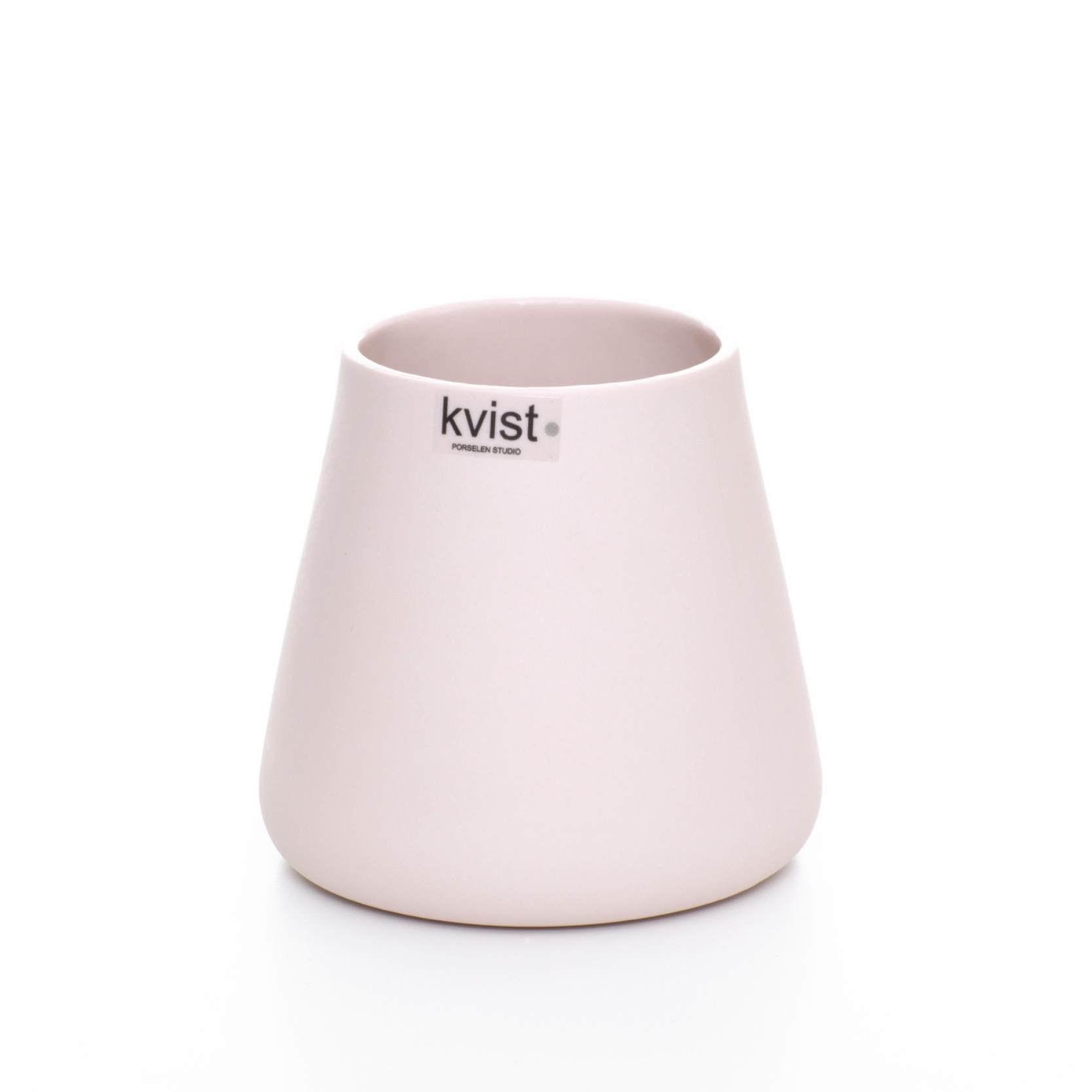 Kvist Porselen - Liten Vase