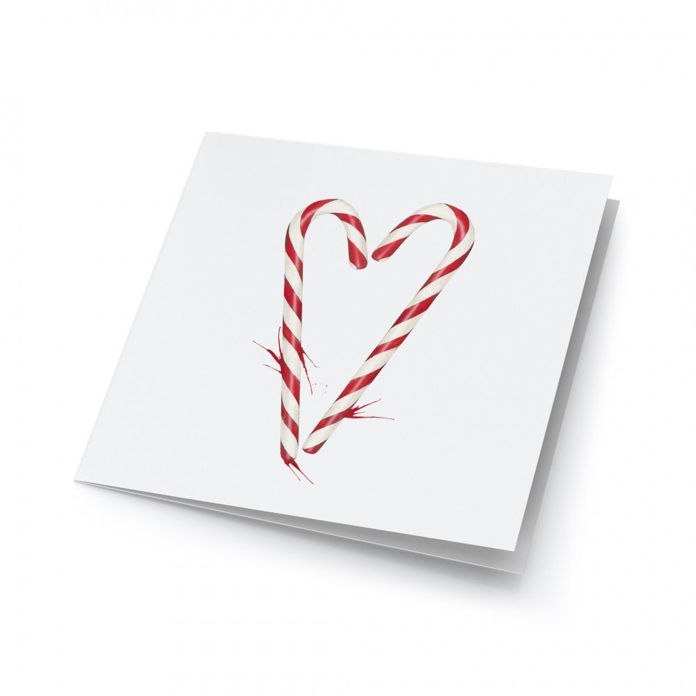 Kort Polkagris - Emmeselle