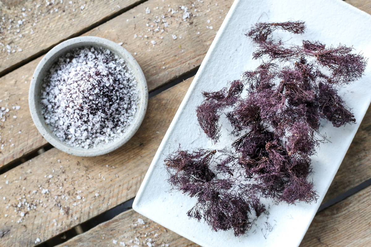 Lofoten Seaweed - Trøffeltangsalt
