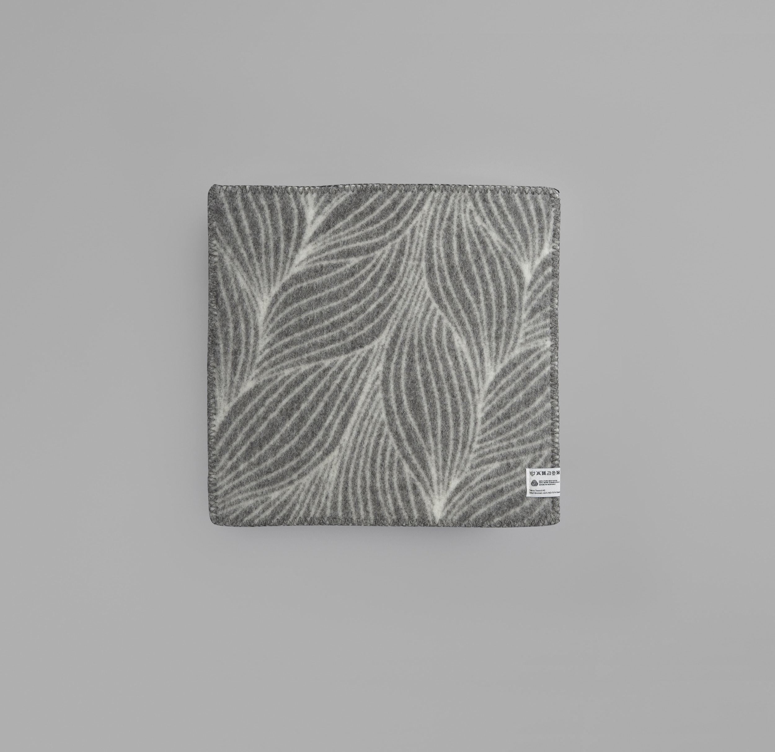 Røros Tweed - Flette Sitteunderlag