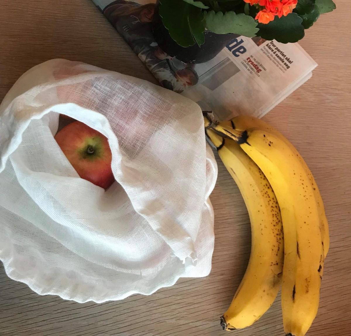GodLin frukt og grønt pose