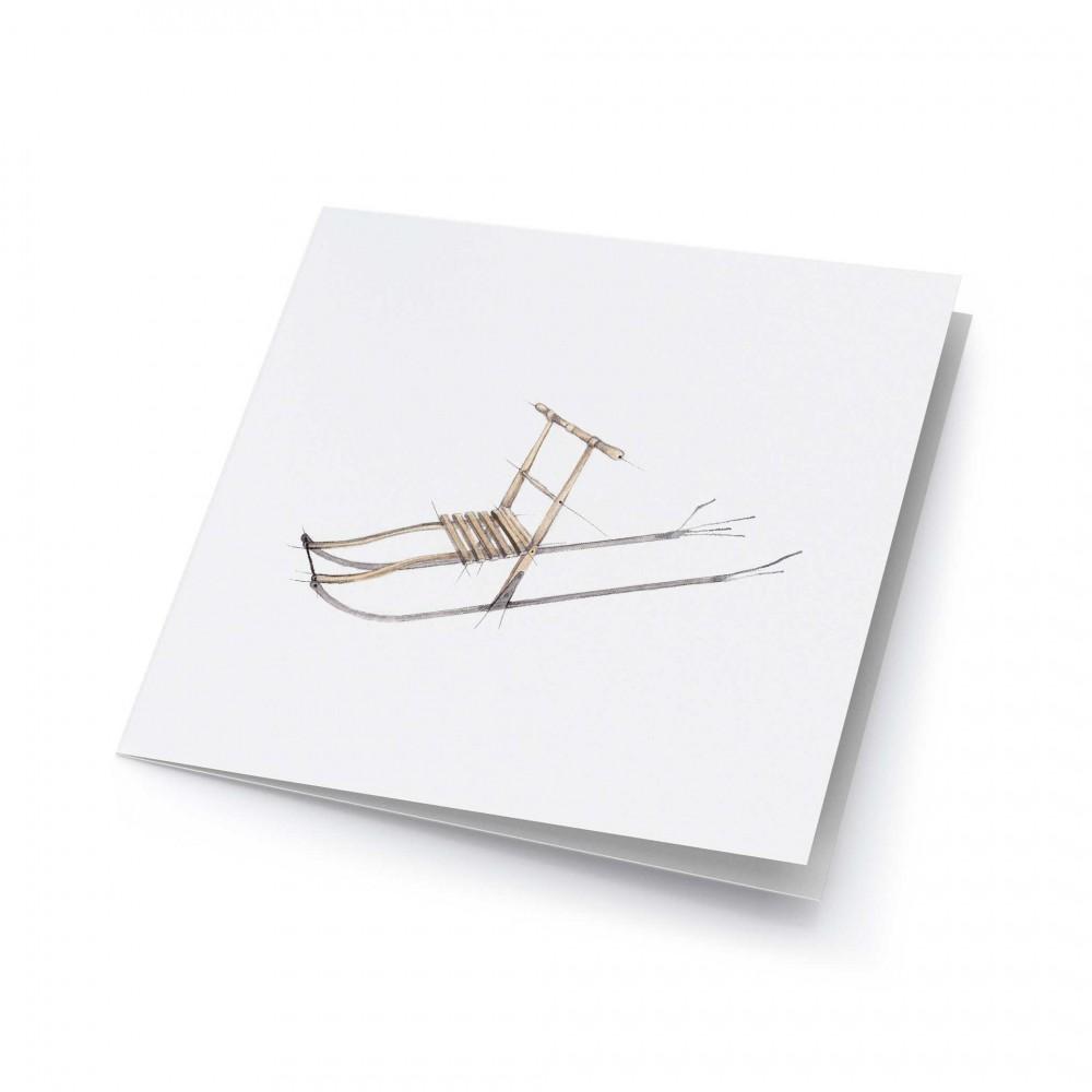 Emmeselle - Kunstkort