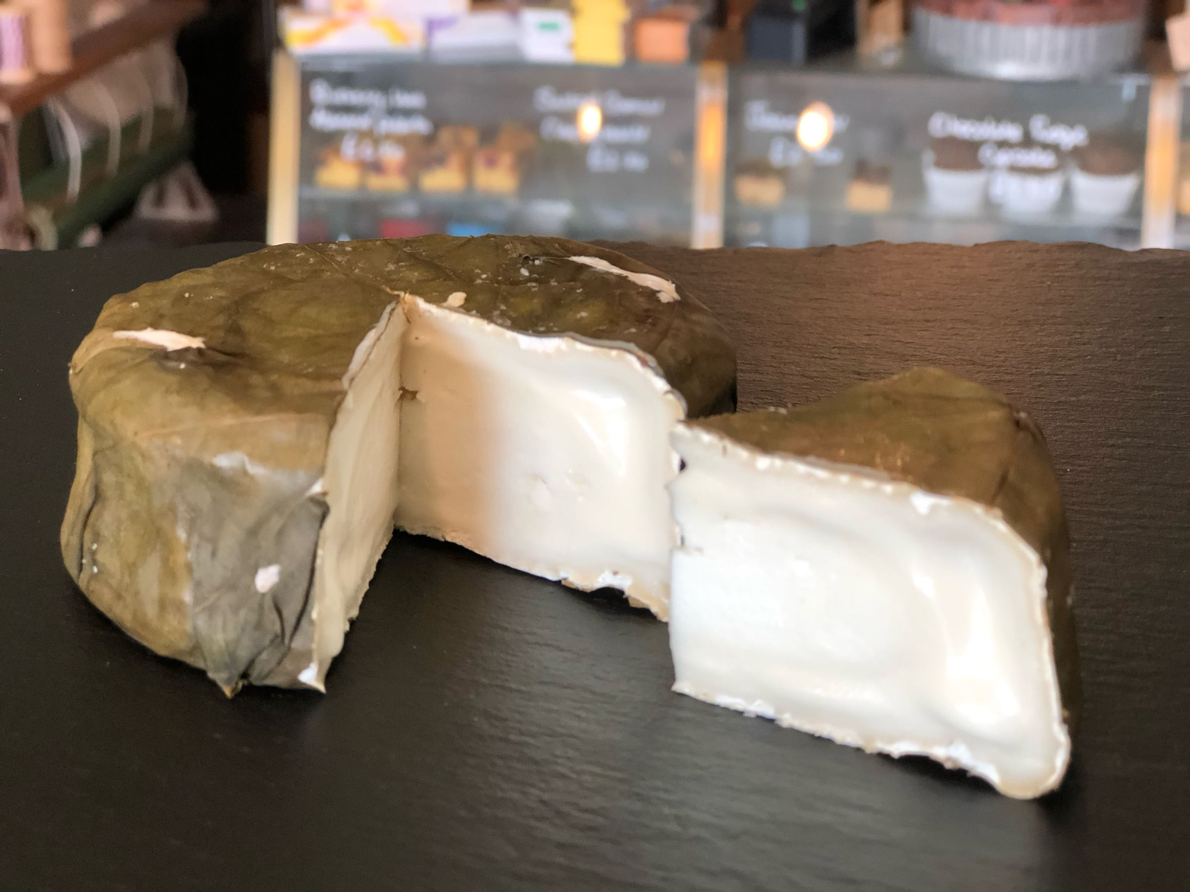 Eve soft goats cheese 140g