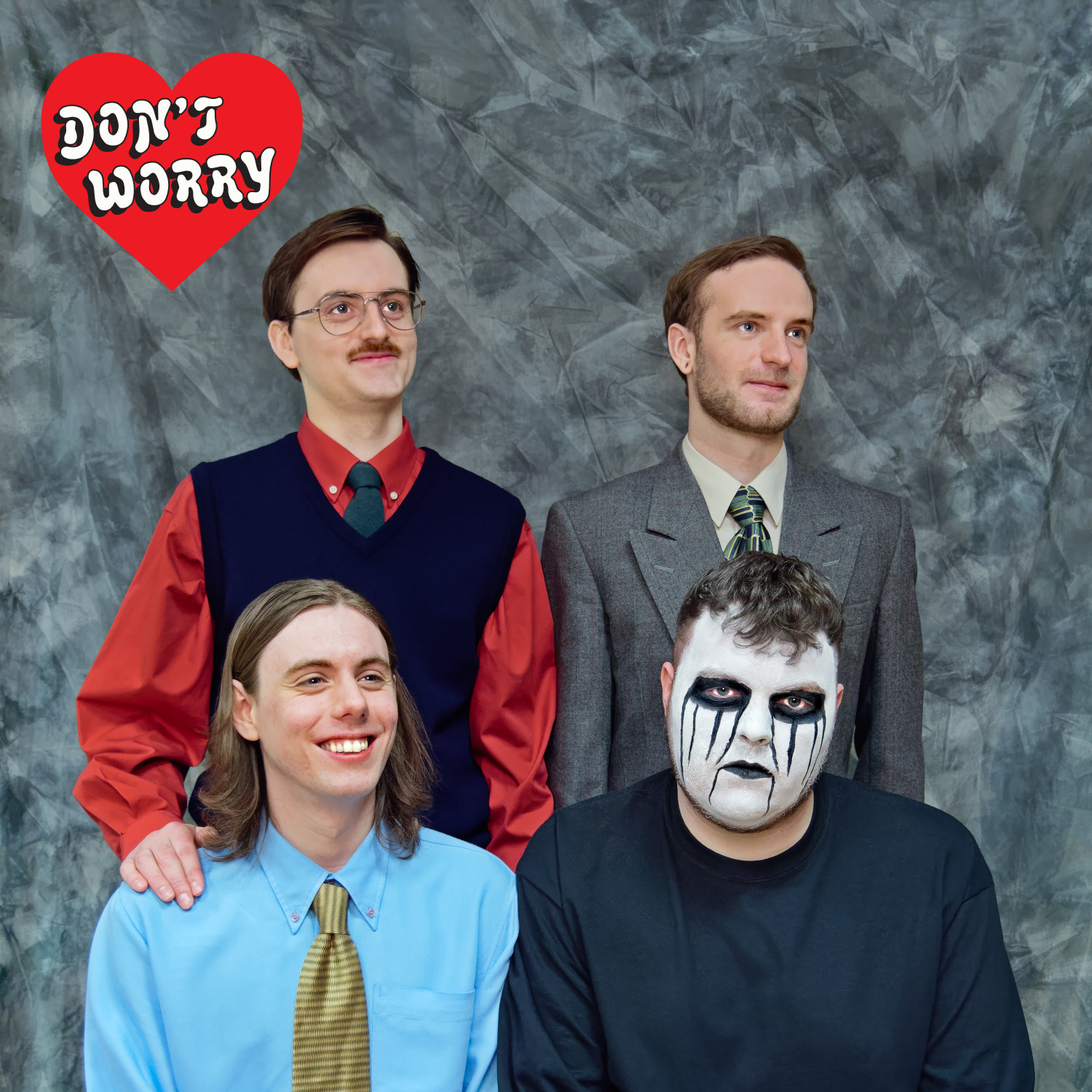 Don't Worry - Who Cares Anyway LP