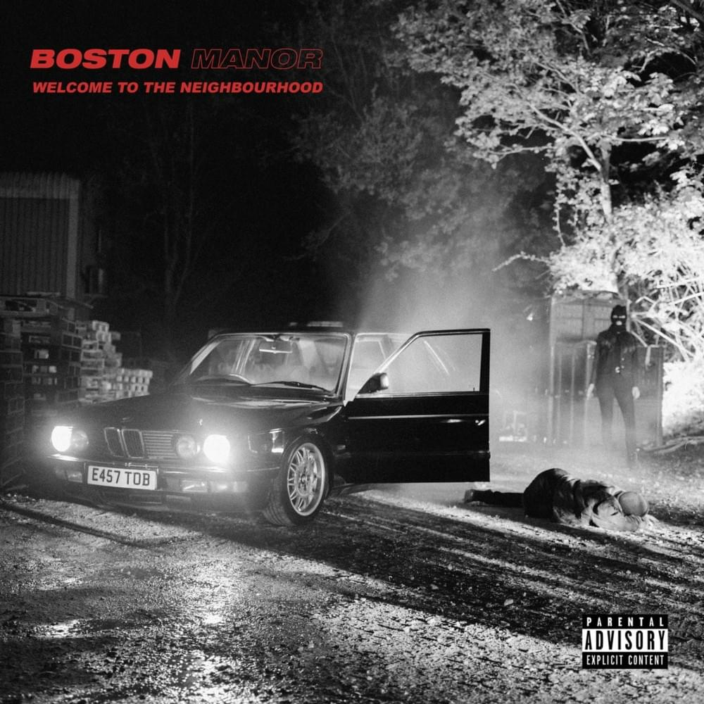 Boston Manor - Welcome To The Neighbourhood LP