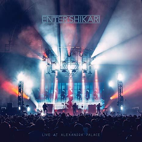 Enter Shikari - Live At Alexandra Palace LP