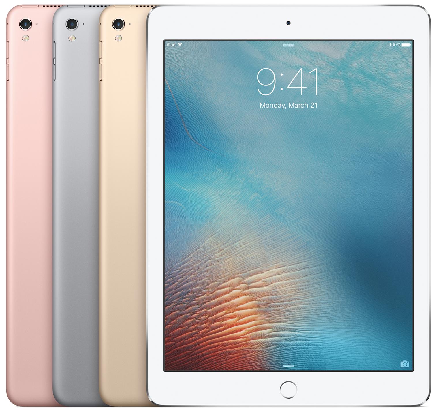 iPad gen 5 & 6 glasbyte