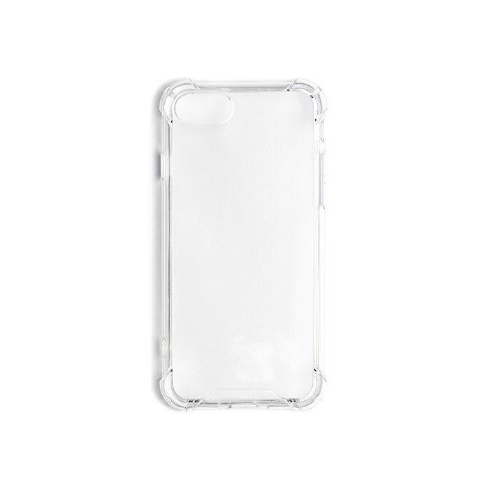 Bumper skal iPhone 7/8 Transparent