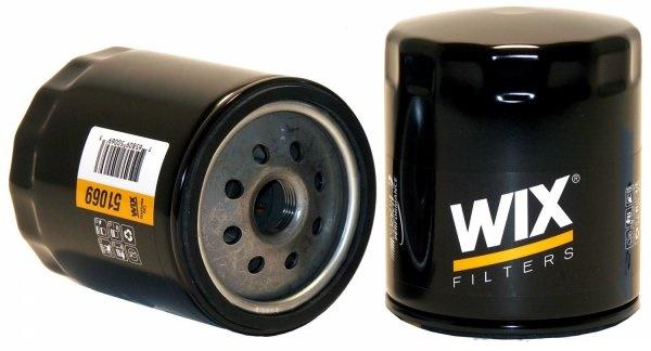 Oljefilter WIX 51069 Chevrolet  1958-1995 110mm