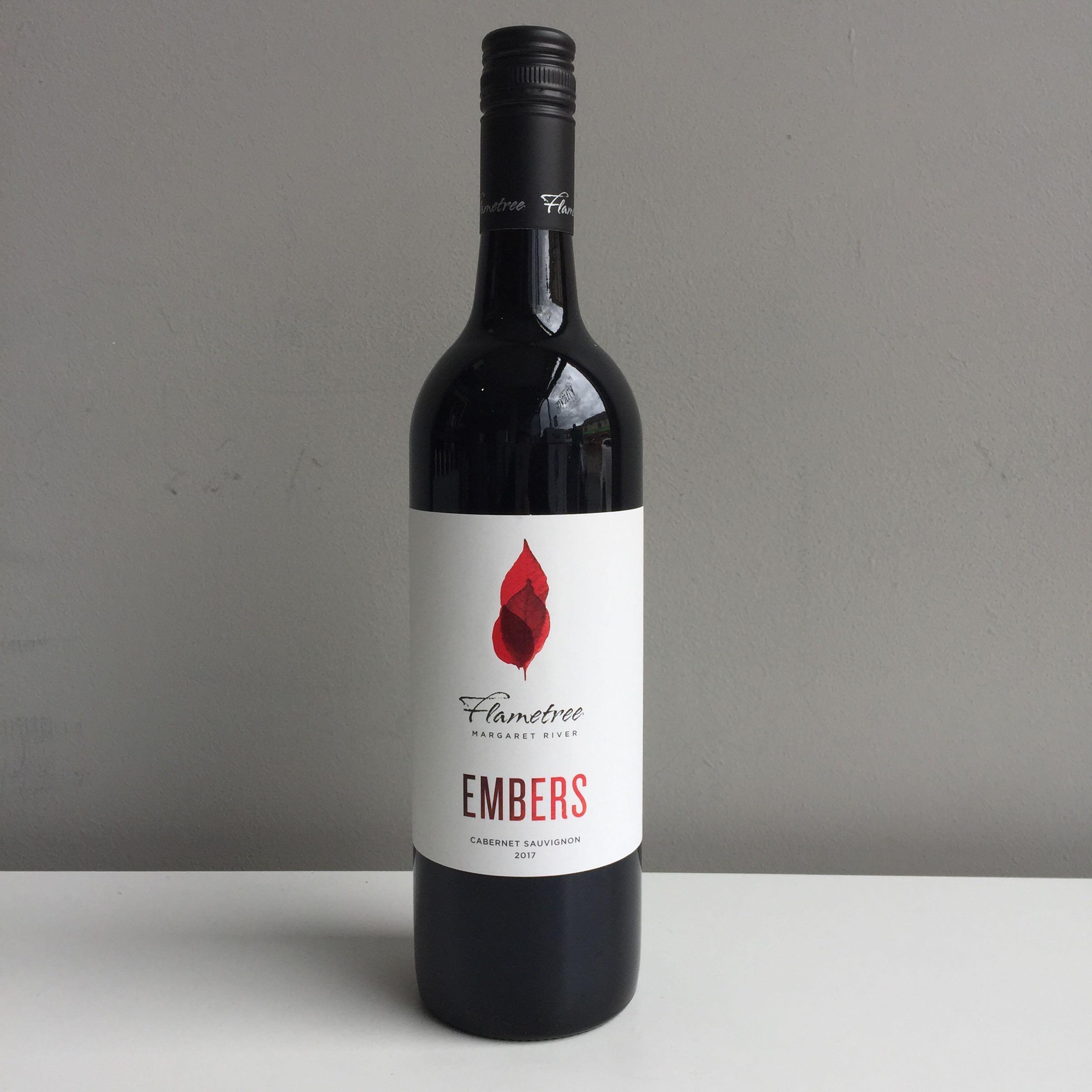 Flametree Embers - Cabernet Sauvignon
