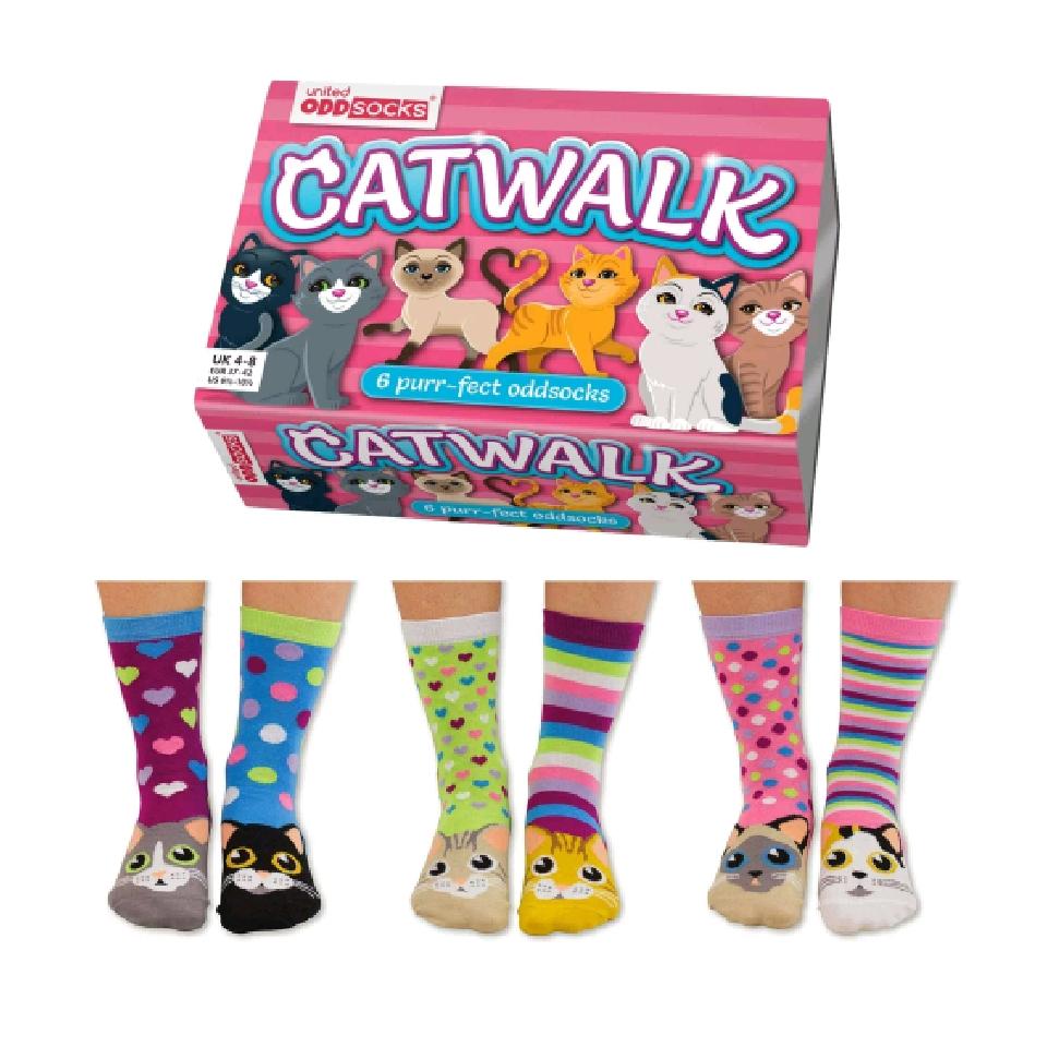 Catwalk Socks Gift Set