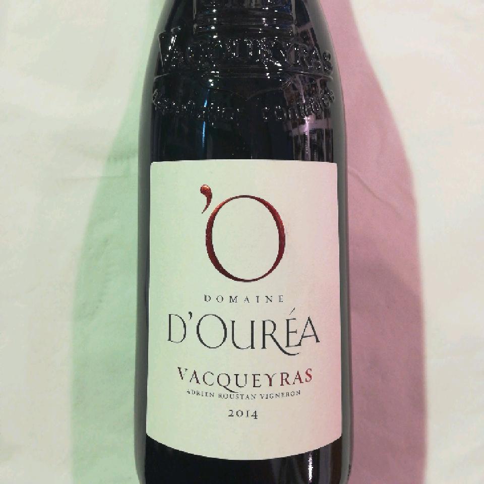 2014 Vacqueyras - Domaine d'Ourea