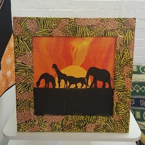 4 week Safari Themed Craft Club - September