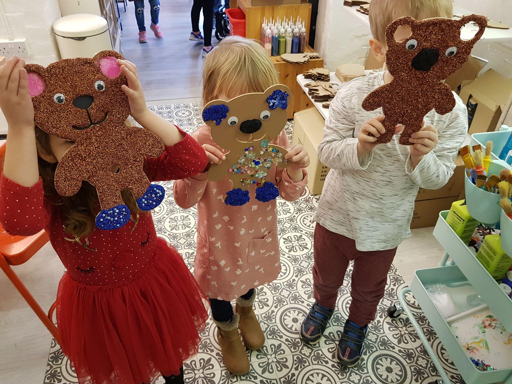 Decorate a Bear