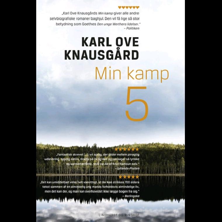 Min kamp 5 af Karl Ove Knausgård