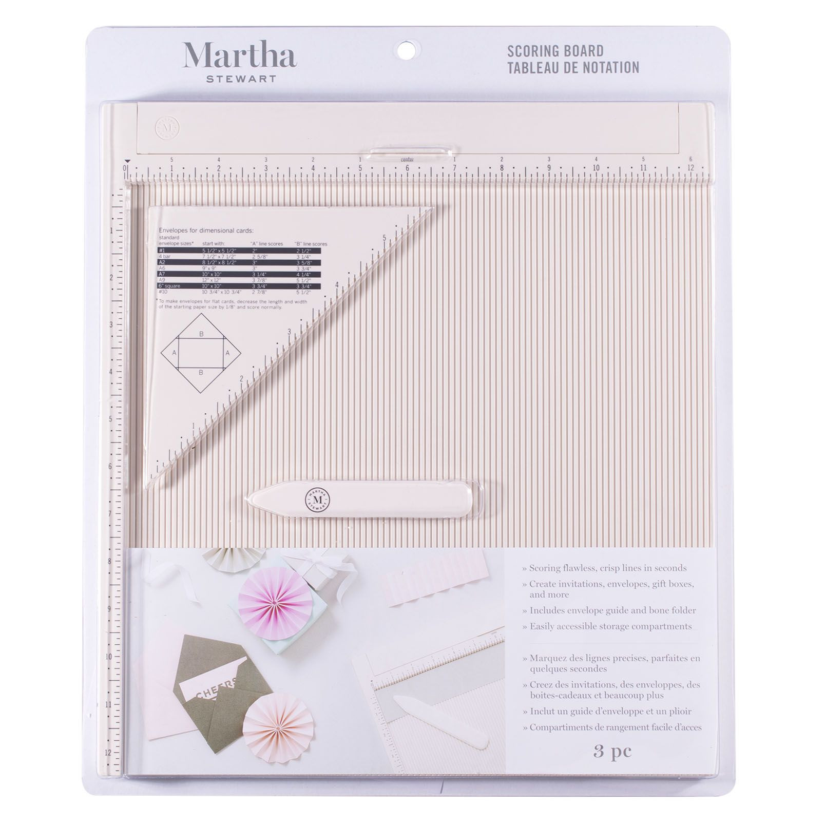 Martha Stewart - Scoring board 30,5x30,5cm