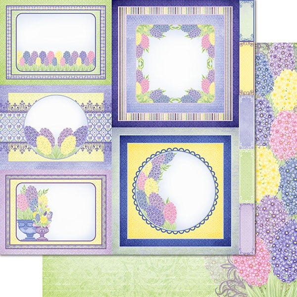 Heartfelt Creations - Spring Garden