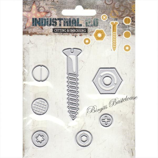 Studio Light - Industrial cutting & embossing die no. 71