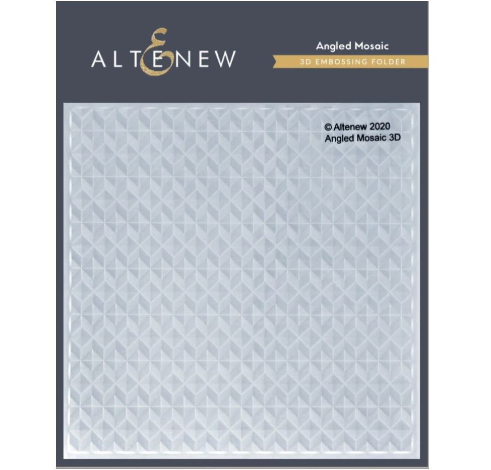 Altenew - 3D Embossing Folders (flere valg)