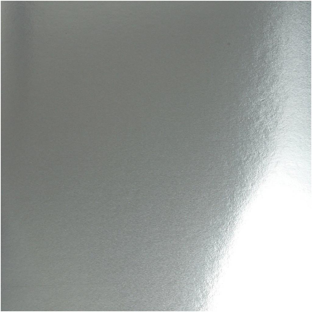 Metallkartong, A4 210x297 mm, 280 g, 10ark